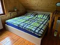 horní ložnice - podkroví - Nová Živohošť