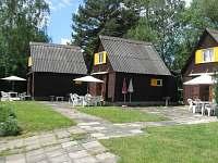 Chata k pronajmutí - Slapy - Ždáň Střední Čechy