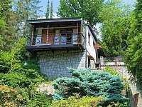 Kamenný Újezdec ubytování 4 osoby  pronájem
