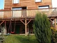 chata u Sázavy - ubytování Vlastějovice