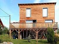 Chata ubytování v obci Štičí