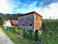 chata u Sázavy k pronajmutí Vlastějovice