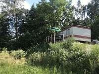 Mobilheim Vodník - autokemp Skalice - chata k pronajmutí - 20 Slapy nad Vltavou - Skalice