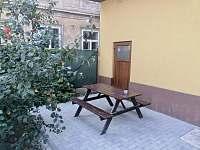 Posezení - apartmán ubytování Hostomice - Bezdědice