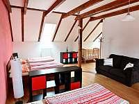 červený pokoj - Krásná Hora nad Vltavou - Vletice
