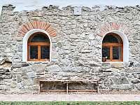 dvůr - chalupa k pronájmu Krásná Hora nad Vltavou - Vletice