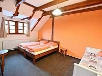 oranžový pokoj - Krásná Hora nad Vltavou - Vletice