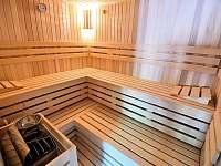 sauna - Krásná Hora nad Vltavou - Vletice