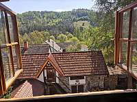 výhled - Krásná Hora nad Vltavou - Vletice
