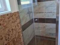 koupelna horní apartmán - Horčápsko - Stará Voda