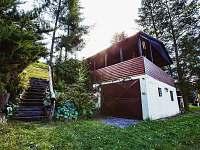 ubytování Střední Čechy na chatě k pronájmu - Skryje u Rakovníka