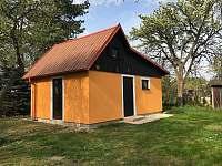 Chata k pronajmutí - dovolená  Slapská přehrada rekreace Divišov u Benešova