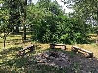 Ohniste - chata k pronájmu Divišov u Benešova