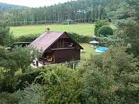 Chaty a chalupy Jez Žampach na chatě k pronajmutí - Oboz