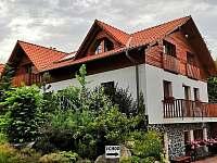 Jetřichovice  ubytování 28 lidí  ubytování