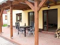 Chata k pronájmu - dovolená  Slapská přehrada rekreace Libohošť