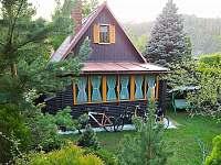 Chata ubytování v obci Křepenice