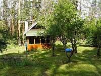 Chaty a chalupy Slapská přehrada na chatě k pronajmutí - Kamýk nad Vltavou