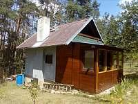 Chata Kamýk nad Vltavou - k pronájmu