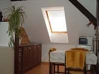 apartmán podkroví