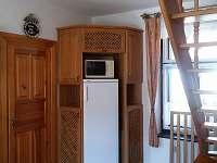 Kuchyně, lednička - Černíkovice