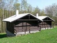 ubytování Slapy na chatě