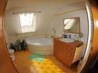 Koupelna ( sprhca,vana, WC a bidet)
