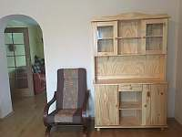 obývací pokoj - apartmán ubytování Županovice