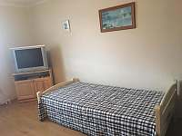 obývací pokoj - apartmán k pronajmutí Županovice