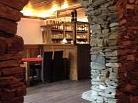 Interiér restaurace - Český Šternberk