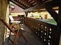 terasa - posezení