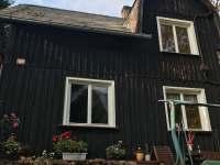 Chata na svahu Lašovice - ubytování Lašovice