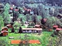 Chaty areál 3 - ubytování Sázava