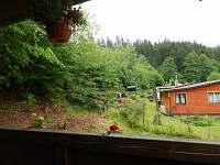 pohled z terasy - Vlastějovice