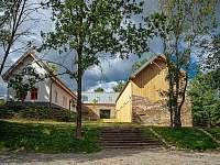 Chalupa ubytování v obci Nový Smrdov