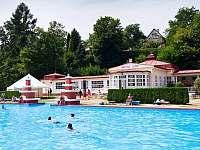 Koupaliště Mšeno - Doubravička