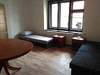 ložnice 3 - pronájem chalupy Kostelní Střimelice