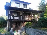 Rodinná chata u Touškovského Lesa - chata k pronájmu - 3 Svojšice