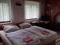 ložnice patro - Svojšice