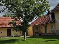 Statek Břežany - chalupa ubytování Břežany