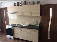 Apartmán 1 - kuchyň