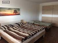 Apartmán 1 - ložnice s přistýlkou