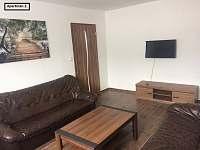 Apartmán 1 - společenská místnost
