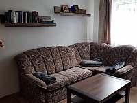 Apartmán 2 - společenská místnost