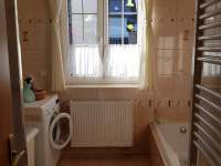 koupelna - chata ubytování Řitka