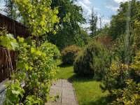 Zahrada - chata k pronájmu Řitka