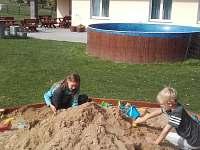 Dětské pískoviště