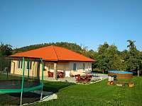 Rekreační dům na horách - Nové Dvory u Červeného Újezdu Střední Čechy
