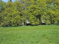 Nalžovice - Oboz - chatky k pronajmutí - 4
