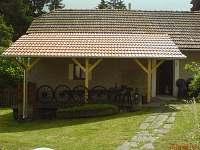 Chalupa pro cyklisty